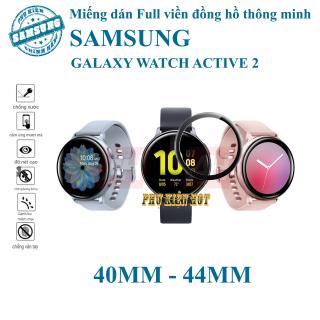 Ki nh cươ ng lư c dẻo full ma n hi nh Samsung Galaxy Watch Active 2 thumbnail