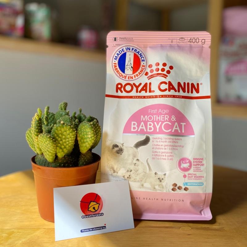 Thức ăn cho mèo Royal Canin Mother&Babycat - Hàng nhập chính hãng