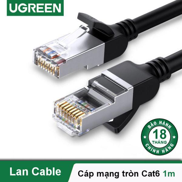 Bảng giá Cáp mạng Cat6 UTP 24AWG đầu bọc kim loại UGREEN NW101 - Hãng phân phối chính thức Phong Vũ