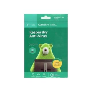 KASPERSKY ANTI - VIRUS CHO 3PCs thumbnail