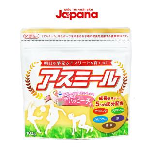 Sữa tăng chiều cao cho trẻ Asumiru Ichiban Boshi 180g thumbnail