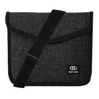 Túi đeo chéo nam nữ unisex chống shock để ipad và điện thoại chống thấm nước thời trang Hàn quốc BEE GEE 093 thumbnail
