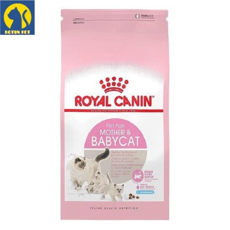 Thức Ăn Hạt Cho Mèo Royal Canin Mother and Baby Cat
