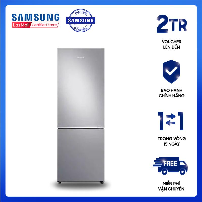 Tủ lạnh Sámung Inverter 310L RB30N4010S8/SV[Hàng chính hãng, Miễn phí vận chuyển]