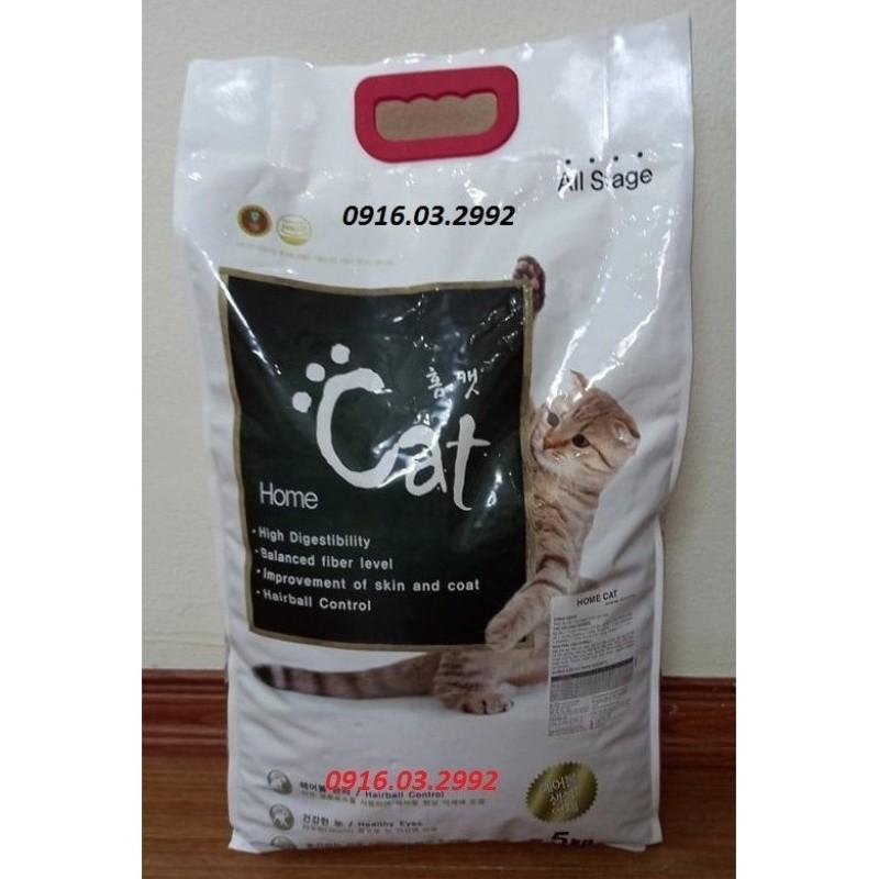 Thức Ăn Cho Mèo Home Cat [5Kg]