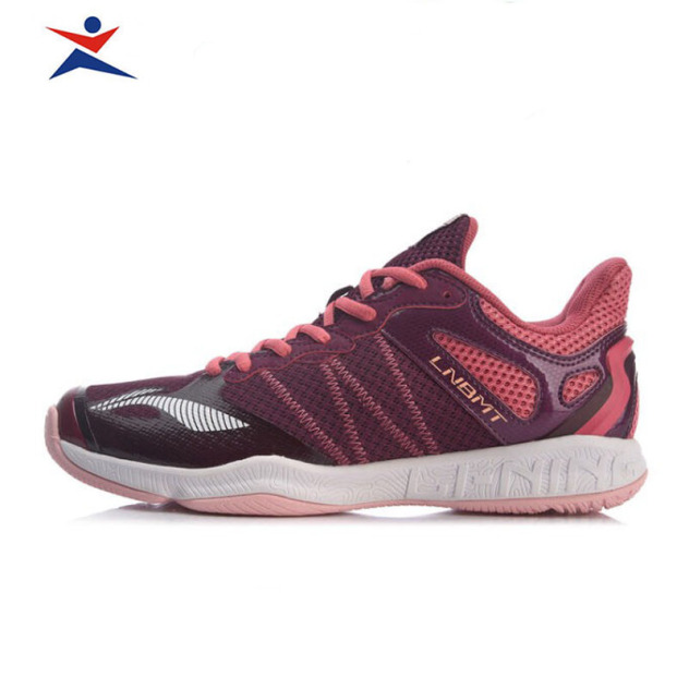 Giày cầu lông Lining AYTR014, giày cầu lông dành cho nữ, mẫu mới có 2 màu lựa chọn giá rẻ