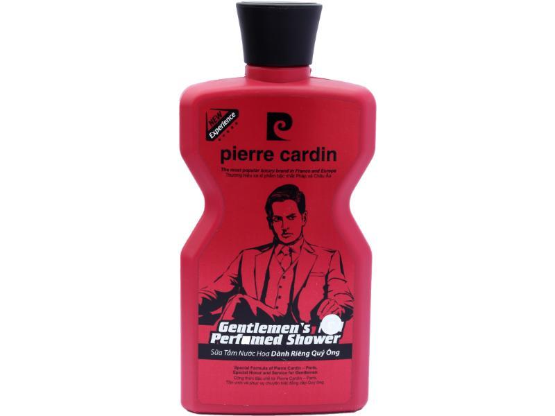 Sữa tắm nước hoa Gentlemens Pierre Cardin 380g