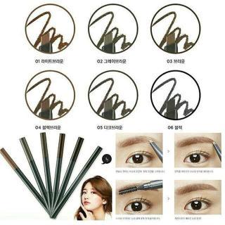 Chì kẻ mày Designing Eyebrow Pencil thumbnail