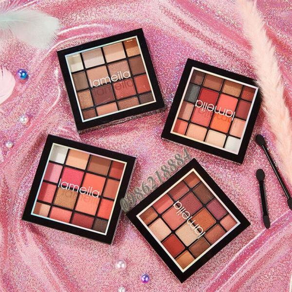 Bảng phấn mắt Lameila Classic 16 Color Eyeshadow Palette