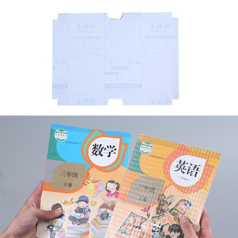 Mua Nhựa Quyển sách, Clear Cover (Bộ 10 cái) A6H7