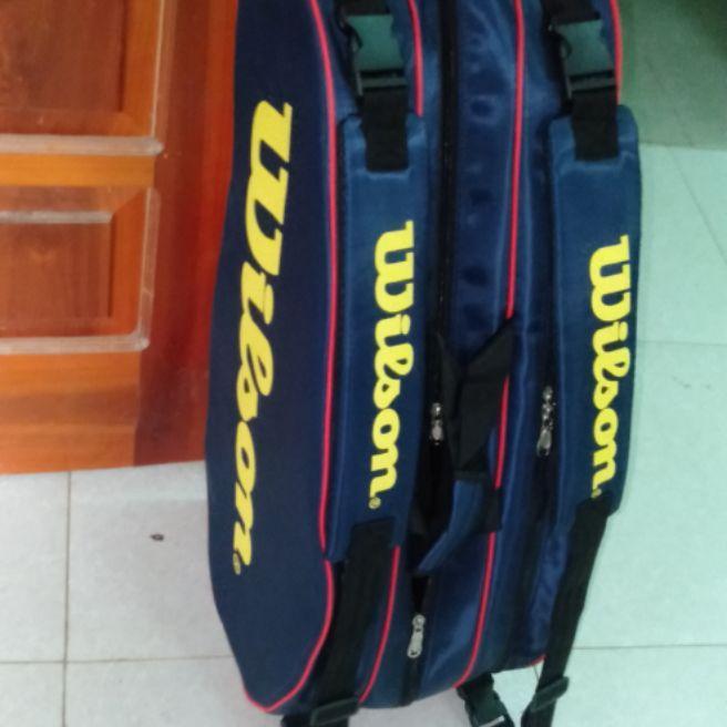 Bảng giá túi đựng vợt tennis 3 ngăn chính