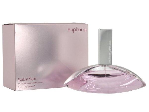 Chính hãng-50ml-EDT nước hoa nữ Calvin Klein EUPHORIA EAU DE TOILETTE