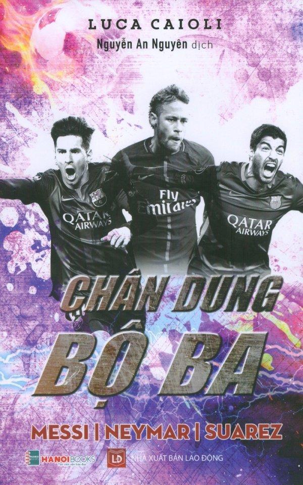 Mua Chân Dung Bộ Ba Messi - Neymar - Suarez