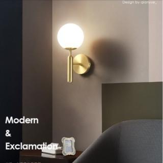 (Bào hành 2 năm) Đèn tường cầu thang hiện đại, đèn trang trí phòng ngủ thumbnail