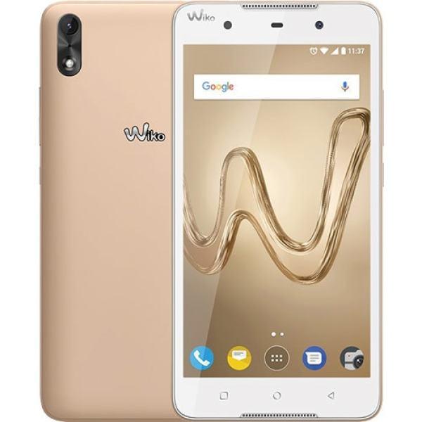 Điện thoại Wiko Robby 2 2017 (2GB/16GB) - Hàng chính hãng - Màn hình 5.5, Camera sau 8MP, Chip MTK 6582 4 nhân, Pin 2800mAh