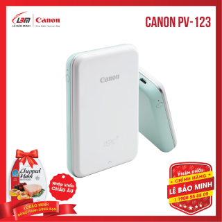 Máy in ảnh mini Canon PV123 thumbnail