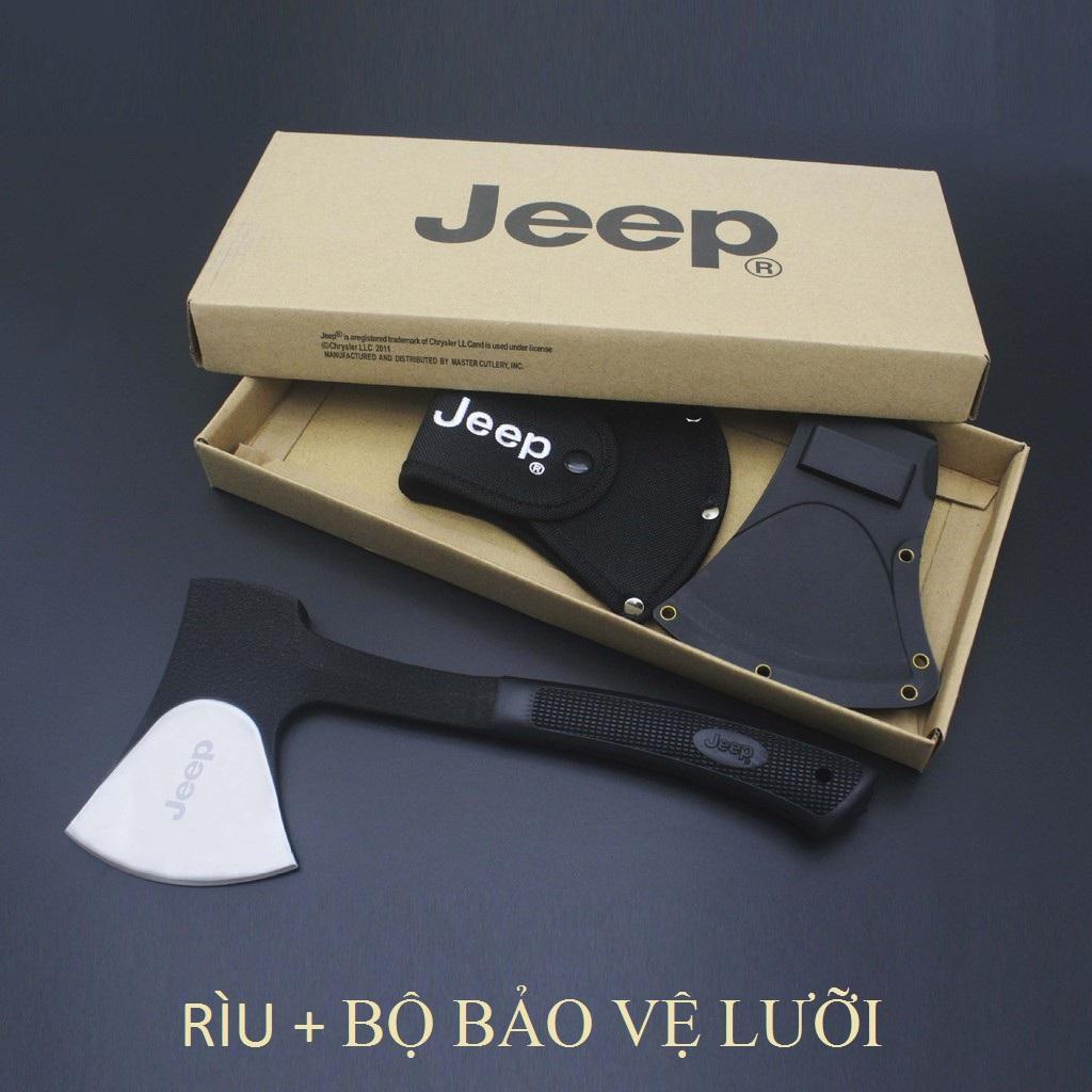 Riu Jeep, riu cứu hộ jeep