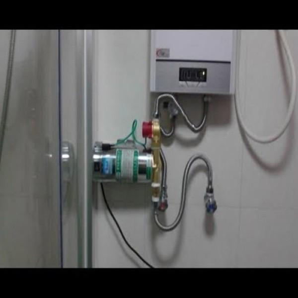 Máy bơm tăng áp máy giặt bình nóng lạnh