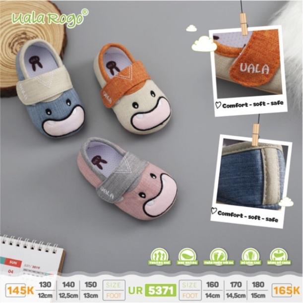 Giày cho bé Uala Rogo ur 5371, sản phẩm tốt, chất lượng cao, cam kết như hình, an toàn cho sức khỏe người sử dụng giá rẻ