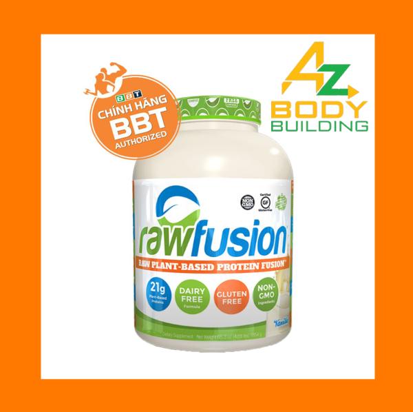 S.A.N RawFusion protein dành cho người ăn chay - Tặng kèm bình lắc THOL màu sắc ngẫu nhiên
