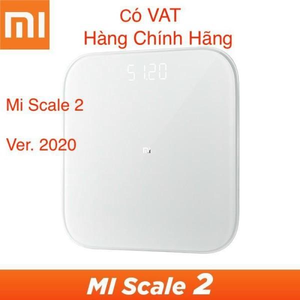 PHIÊN BẢN QUỐC TẾ TIẾNG ANH - HÀNG NHẬP KHẨU CHÍNH HÃNG - Cân Điện Tử Thông Minh Xiaomi Mi Smart Scale Gen 2 – Bác Sĩ Gia Đình, Trợ Lý Sức Khỏe - Version 2020
