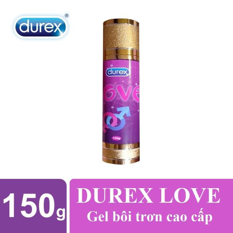 Gel bôi trơn cao cấp Durex Love- Cho chị em ngại yêu