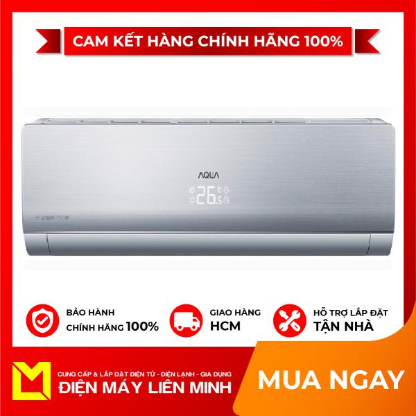 Bảng giá Máy lạnh Aqua Inverter 1.5 HP AQA-KCRV12N-W