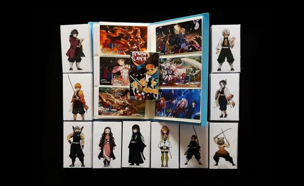 Bộ 30 tấm Baycard Diệt quỷ cứu nhân - Kimetsu no Yaiba - Baystore