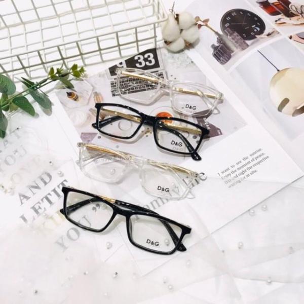 Giá bán [HCM]17- kính giả cận unisex nam nữ