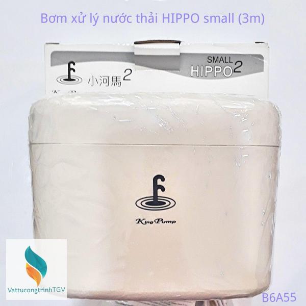 Bơm xử lý nước thải điều hòa HIPPO small loại 3M