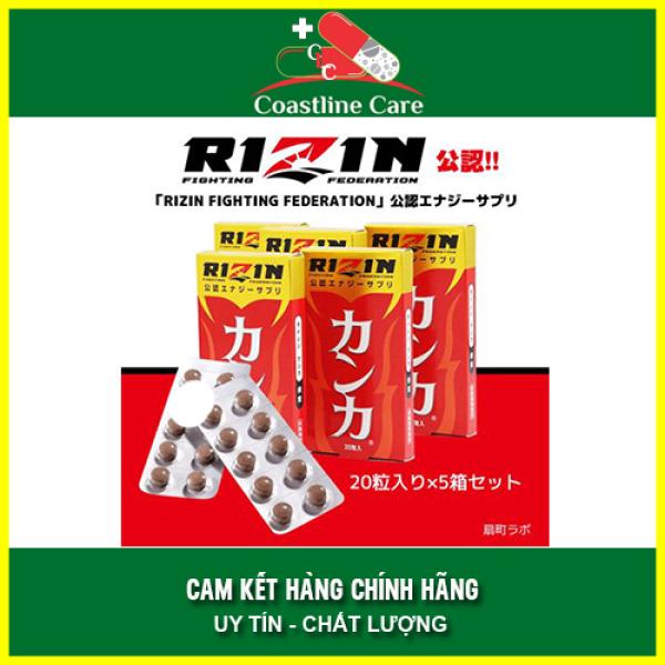 RIZIN (Nhật Bản) - Giúp Bồi Bổ Sức Khỏe & Tăng Cường Sinh Lực cao cấp