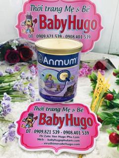[HSD 2022] Sữa Bột Anmum Materna Hương Vani - Socola Hộp 400g thumbnail