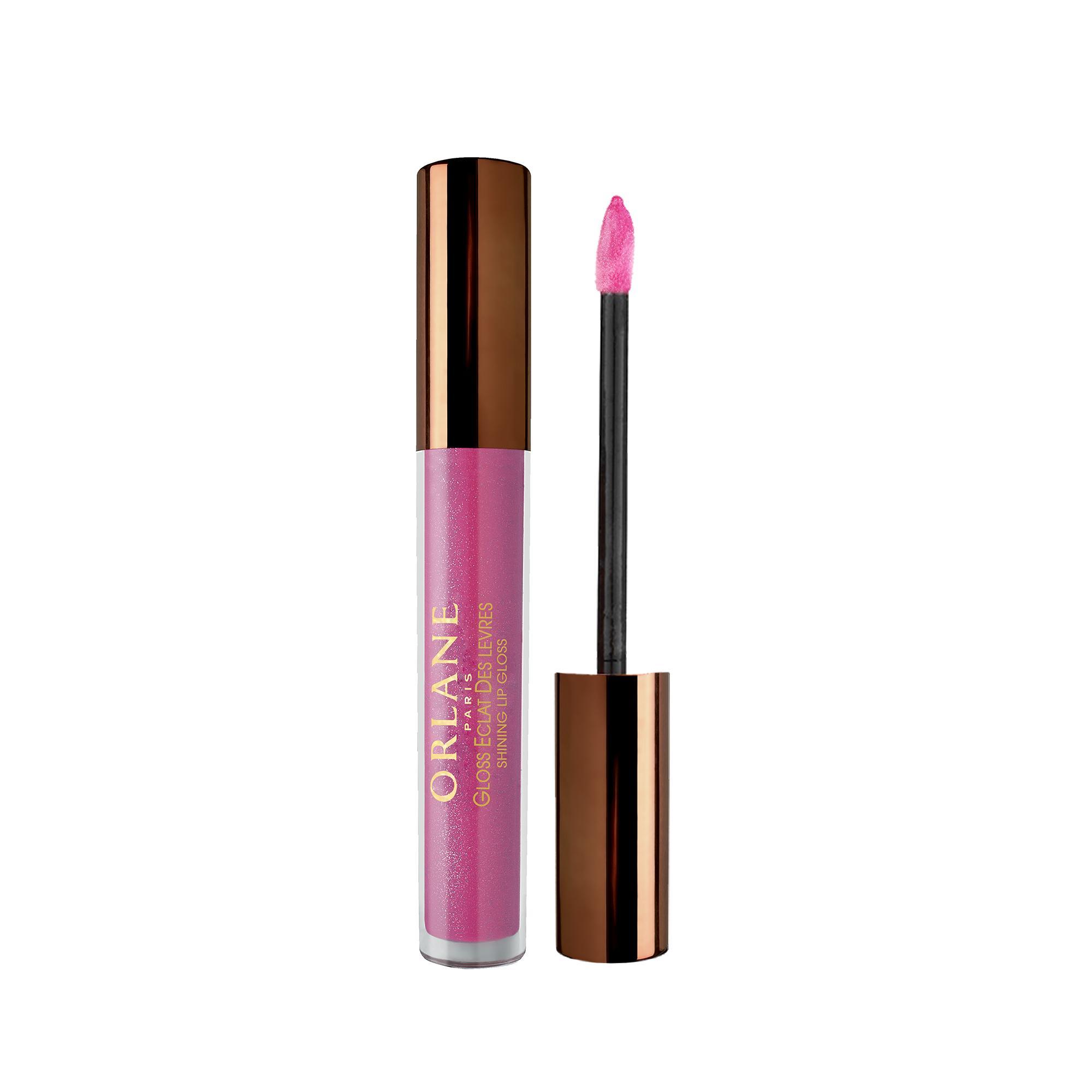 Son bóng Orlane có dưỡng môi 2 trong 1 #7 Orlane Shinning Lip Gloss #7 Rose Shimmer 3ml