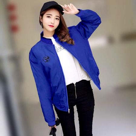 Áo khoác nữ áo khoác dù 2 lớp áo khoác gió nam nữ