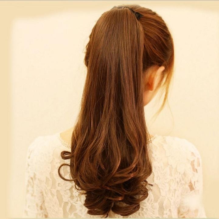 Tóc cột đuôi nữ Hàn Quốc T165