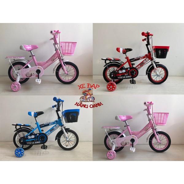 Mua Xe đạp trẻ em giá rẻ 12-14-16inch Nam và Nữ