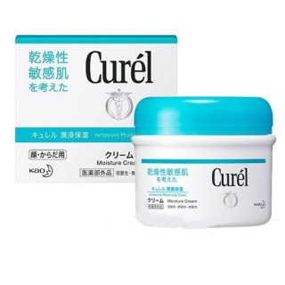 Kem dưỡng trắng cấp ẩm cho da nhạy cảm Curel Intensive Moisture Care 90g - Nhật Bản thumbnail