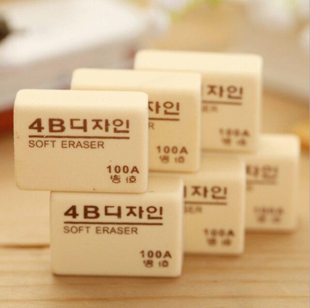 Mua [COMBO 3] Gôm Tẩy Bút Chì 4B Hàn Quốc Siêu Sạch
