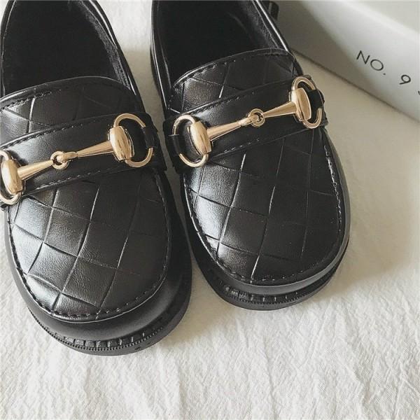 Giá bán Hàng VNXK Giày BB  Đen đế dẻo kèm miếng lót