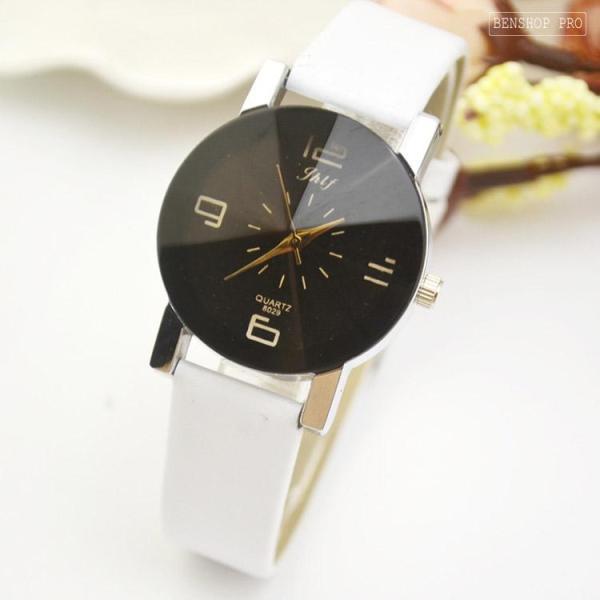 Đồng hồ kiểu dáng Hàn Quốc mặt to Quartz 8029 bán chạy