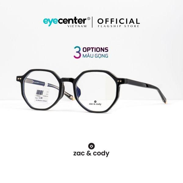 Giá bán Gọng kính cận nam nữ #BOWIE chính hãng ZAC & CODY lõi thép chống gãy nhập khẩu by Eye Center Vietnam