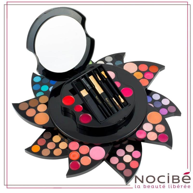 Bộ trang điểm Nocibé Rising Star Palette (xách tay Pháp)