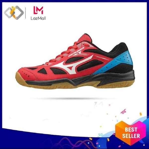 Giày cầu lông nam nữ - giày bóng chuyền nam nữ Mizuno Sky Blaster 71GA194511 mẫu mới thiết kế phù hợp với bạn có khuôn chân dài màu đỏ đủ size