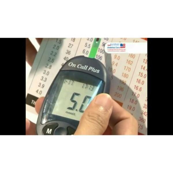 Máy đo đường huyết On Call Plus Mỹ, cam kết hàng đúng mô tả, sản xuất theo công nghệ hiện đại, an toàn cho người sử dụng cao cấp