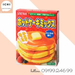 Bột Làm Bánh Hotcake Mix Showa 300G Hương Vani (Date 2.9.2021) thumbnail