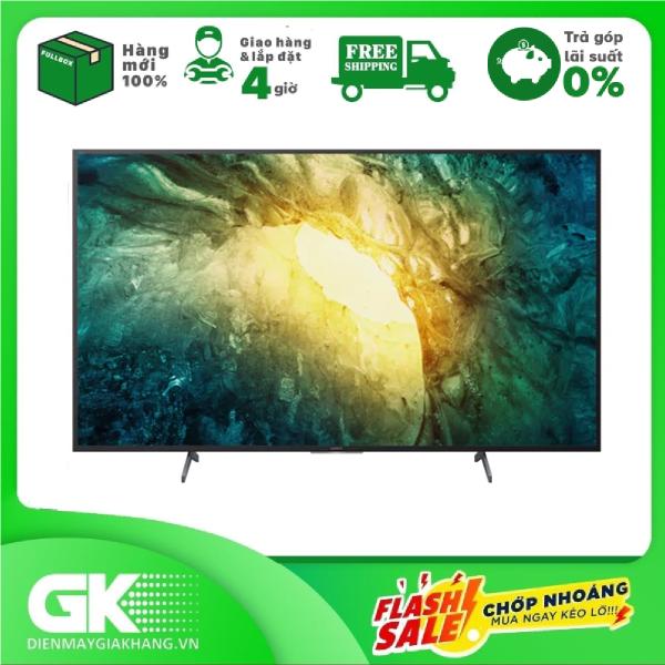 Bảng giá [Trả góp 0%]Smart Tivi 4K 43 inch Sony KD-43X8050H HDR Android Mới 2020