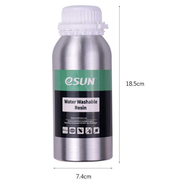 Bảng giá Nhựa in 3d Esun Water Washable Resin (Rửa nước) cho máy in 3d LCD 0.5kg/Chai Phong Vũ