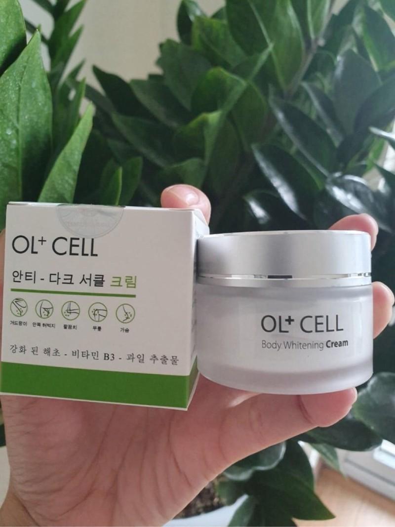 Kem trị thâm nách OL-CELL