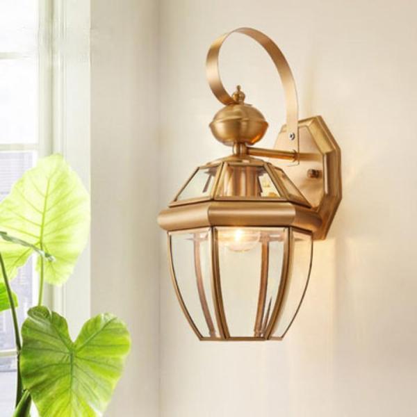 Bảng giá Đèn tường trang trí  - đèn cầu thang phong cách cổ điển - đèn trang trí hiên nhà , cột nhà  - TẶNG KÈM BÓNG ĐÈN TIẾT KIỆM ĐIỆN