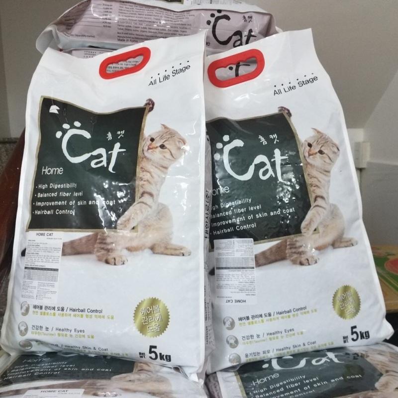 SAIGON PETS FOOD - Hạt cho Mèo HOME CAT Bao 5KG